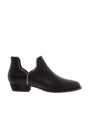 Senso Bessie I Cut Out Ankle Boots at ASOS