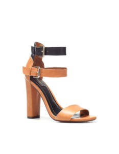 Wanted: WANTED ZARA BROWN BLACK SANDAL ANKLE STRAP size 7 - City of Toronto Clothing For Sale - Kijiji City of Toronto Canada.