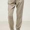 Drawstring casual harem pants