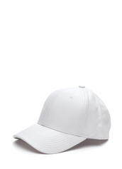 hat,white cap,snapback,faux leather