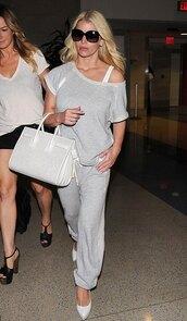 bag,jessica simpson,sunglasses,shoes