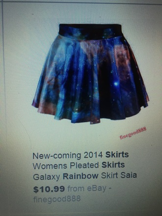 skirt galaxy
