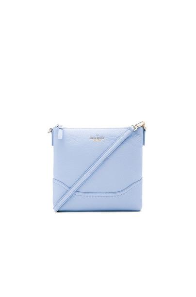 Kate Spade New York bag crossbody bag baby blue baby blue