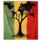 Traditional handmade map tree of life tapestry - handicrunch.com