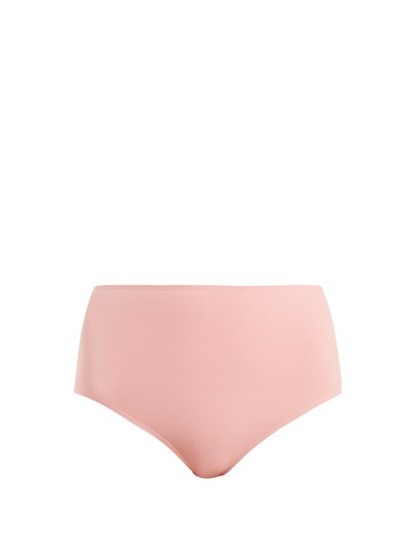Ephemera bikini high pink swimwear