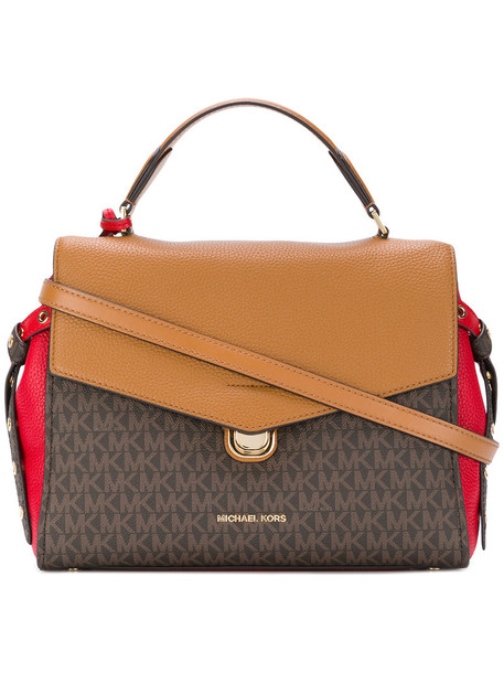 MICHAEL Michael Kors satchel women brown bag