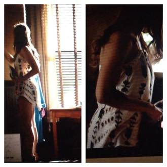 blouse the vampire diaries nina dobrev fashion outfit helpmr season 5