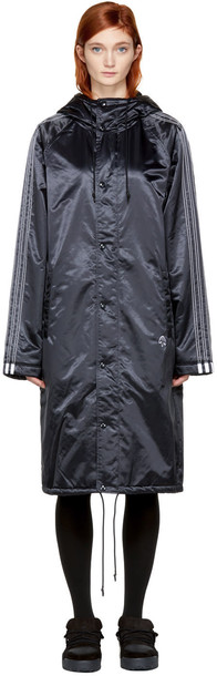 ADIDAS ORIGINALS BY ALEXANDER WANG coat black