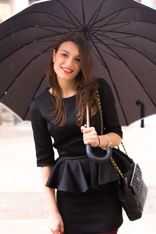 style and trouble dress bag shoes coat