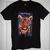 Black - Vibre Tigre / New Domain Clothing