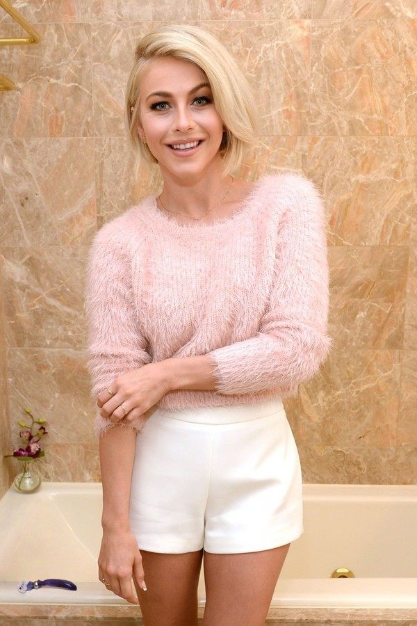 Lovers Friends Dolly Sweater in Powder Pink from REVOLVEclothing.com