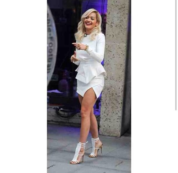 Celebrities In White Dress - Shop for Celebrities In White Dress ...
