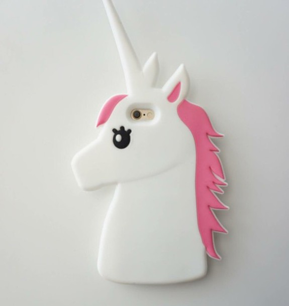 Phone Cover Where To Get This Unicorn White Pink