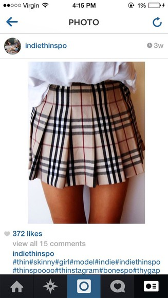 skirt tartan tartan skirt flannel plaid skirt