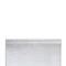 Lutetia metallic leather clutch