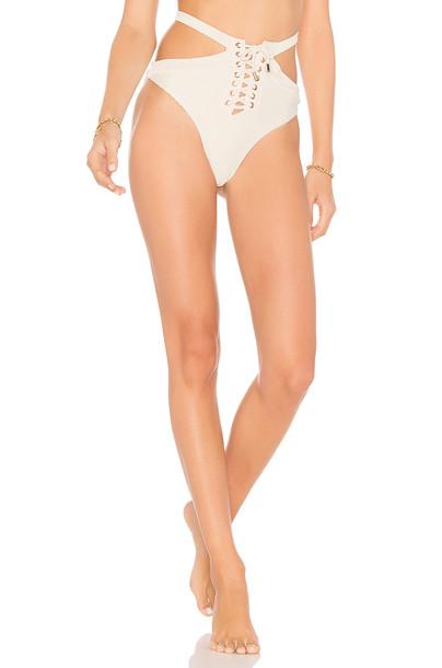 KOPPER & ZINK bikini cream swimwear