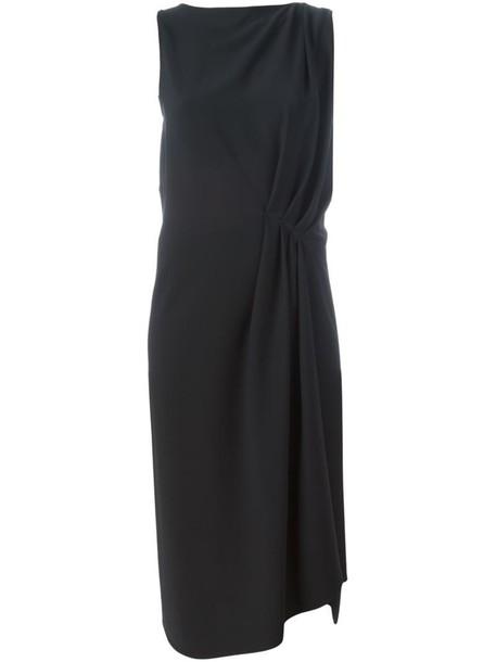 MAISON MARGIELA dress shift dress women black