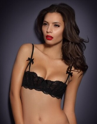 underwear bra black lingerie clothes