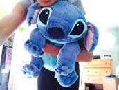 home accessory,cute,disney,blue,stitch