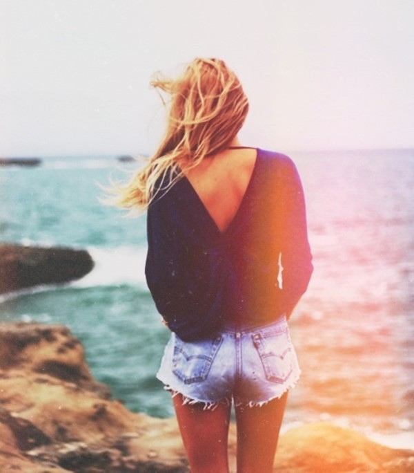 sweater shorts summer