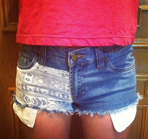 Denim shorts why don't we break the rules by oustandingheroes