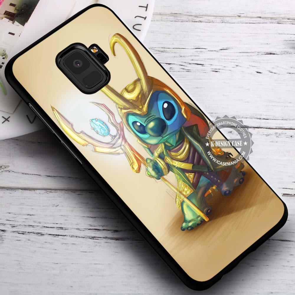 Like A Villain Stitch Loki iPhone X 8 7 Plus 6s Cases Samsung Galaxy S9 S8 Plus S7 edge NOTE 8 Covers #SamsungS9 #iphoneX