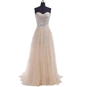 dress 188944222 evening dress prom dress 2014 evening gowns sequins dress