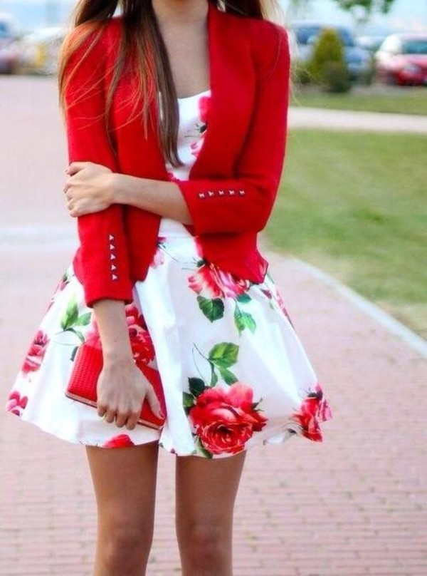 dress summer dress nina d. red dress long mermaid