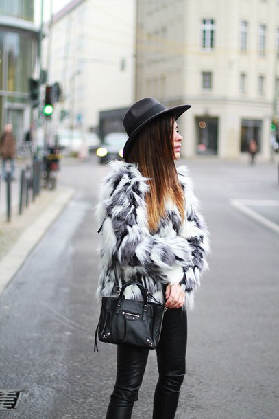 jacket fur fur jacket