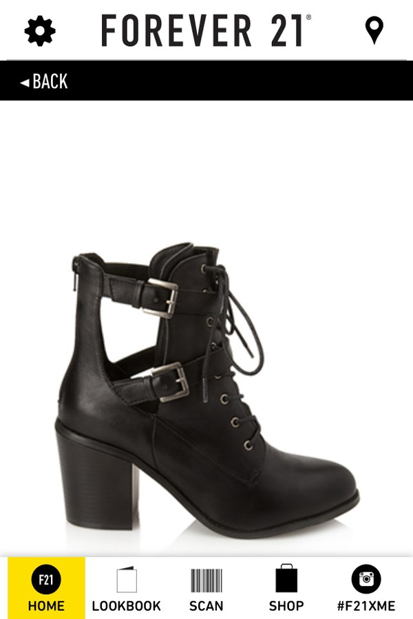 shoes forever 21 black boots leather boot fabulous