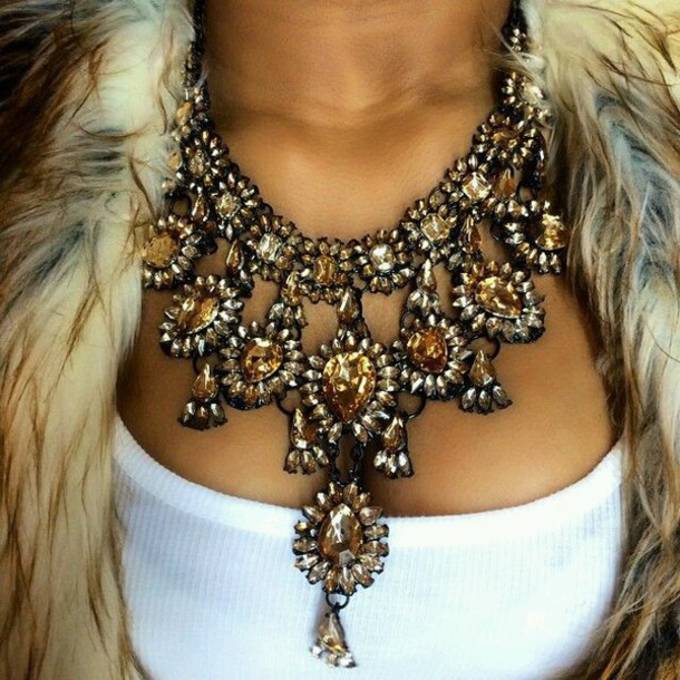 jewels necklace collar bib necklaces diamonds diamond collar diamond necklace jewelry long necklace