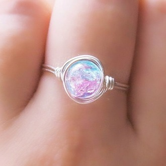 jewels colorful ring