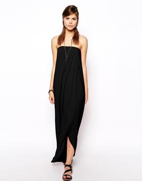 ASOS Wrap Front Maxi Dress | ASOS