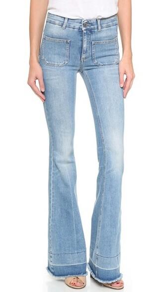 jeans flare jeans flare light blue light blue