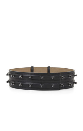 Collar-Studded Waist Belt | BCBG