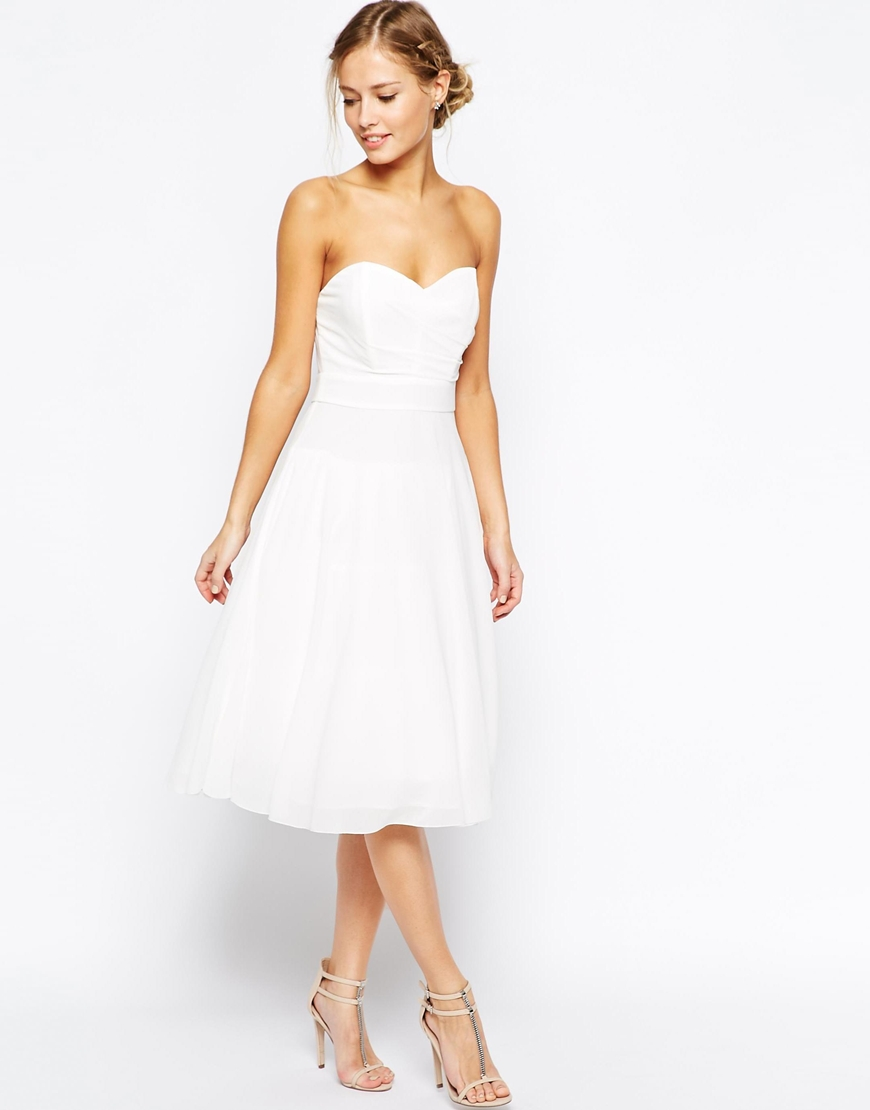 Tfnc debutant midi dress at asos.com