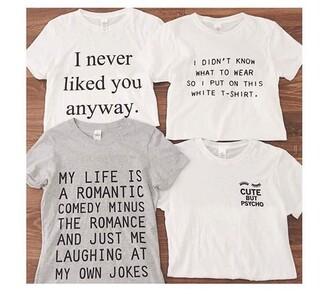 t-shirt shirt white white shirt shirts with sayings