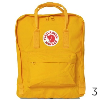 bag yellow fashion style trendy backpack back to school boogzel
