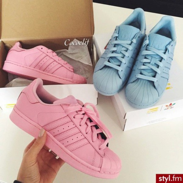 adidas shoes superstar supercolor
