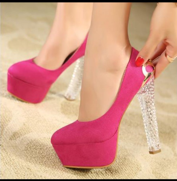 Online Shop Free shipping YRGIRLS 872-2 high heel shoes women lady ...