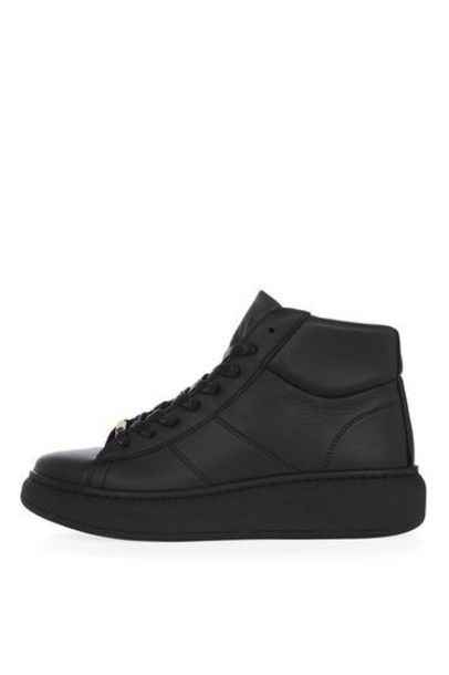 Topshop top high top high black