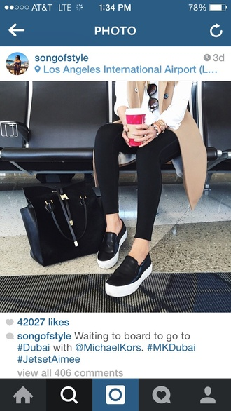 platform shoes black songofstyle aimee song