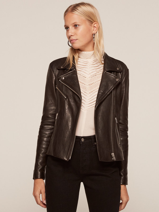 Veda Bad Leather Jacket