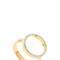 Monica vinader women`s naida diamond ring