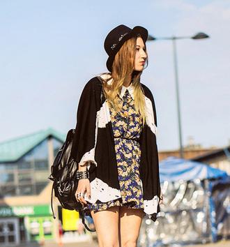bag hats hipster stylemoi summer dress grunge dress