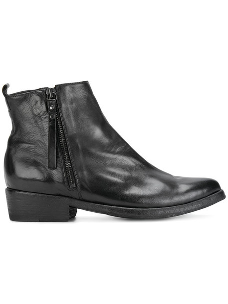 Sartori Gold women ankle boots leather black shoes