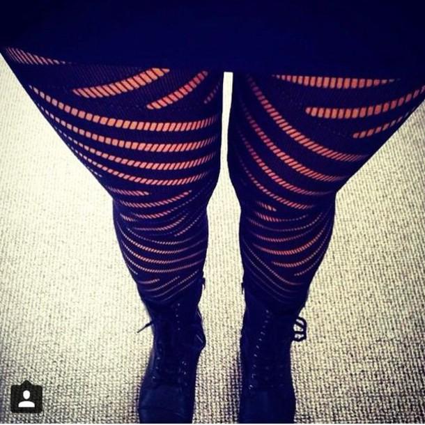 tights leggings style