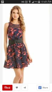 floaral dress,lydia martin,teen wolf,cute dress,sleaves,sleeve-less
