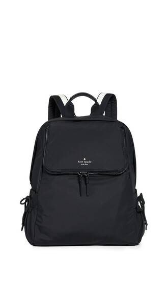 minimalist backpack black bag