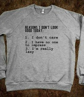 sweater,true dat